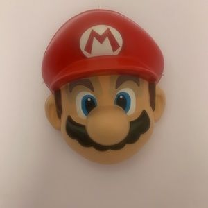 Super Mario bros Halloween mask